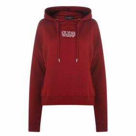 Guess Kendra OTH Hoodie - Red