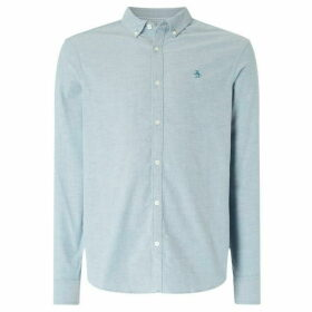 Penguin Oxford Shirt - Sky