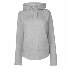 Puma Evostripe Hoody Ladies - Light Grey