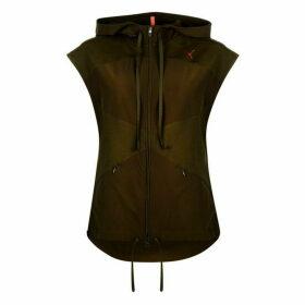 Puma Trans Sleeveless Jacket Ladies - Green