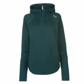 Puma Evostripe Hoody Ladies - Green
