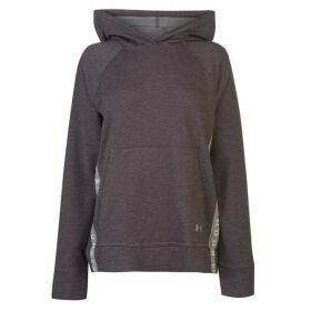 Under Armour Fleece Hoody Ladies - Grey