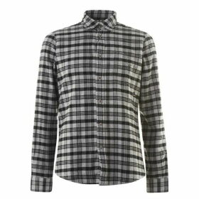 Barbour International SH LS B.Intl Tuner S Charcoal XXL - Charcoal