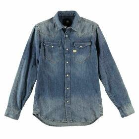 G Star Tacoma Long Sleeve Shirt - vintage medium