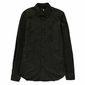 G Star Powel Long Sleeve Shirt - asfalt