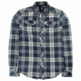 G Star Landoh Shirt - indigo/milk che