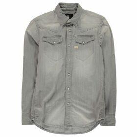 G Star Tacoma Shirt - lt aged