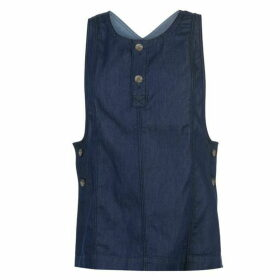 G Star Overall Sleeveless Top - -
