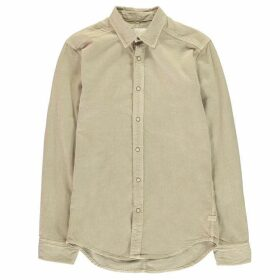 G Star Landoh Clean Shirt - milk/whitebait