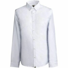 Pretty Green Stretch Fit Shirt - White