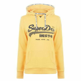 Superdry Superdry Sports Linea Hoodie - Acid Yell QDD