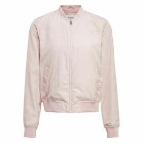 Calvin Klein Jeans Core Bomber Jacket - Strawb Cream