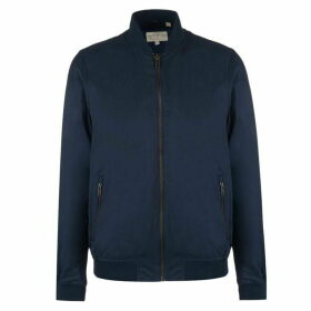 Jack Wills Jack Mens Rame Bomber Jacket - Navy
