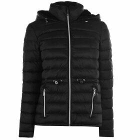 Only Serena Puffer Jacket - Black