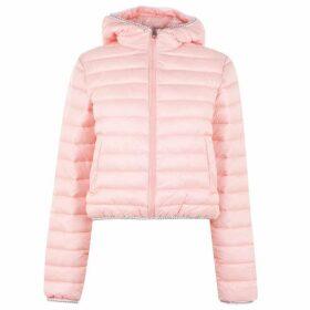 Calvin Klein Jeans Puffer Jacket - Light Pink
