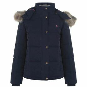 Jack Wills Keswick Padded Jacket - NAVY