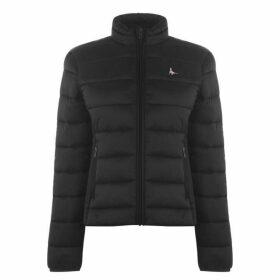 Jack Wills Lorna Padded Jacket - BLACK
