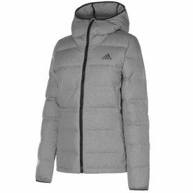 adidas Helionic Jacket Ladies - Grey Heather