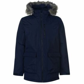 adidas Xploric Parka Jacket Mens - Legend Ink