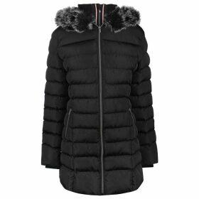 Kangol Sports Bubble Jacket Ladies - Black
