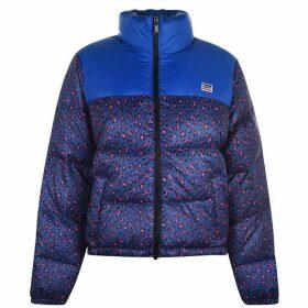 Levis Francesca Down Jacket - Fun Leopard