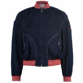 Pepe Jeans Bomber Jacket - Marine Blue