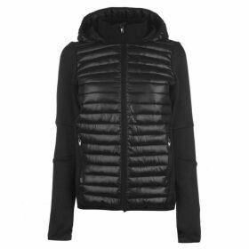 USA Pro Hybrid Jacket Ladies - Black