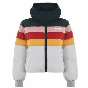 Wrangler Rainbow Jacket - Cloud Blue
