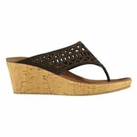 Skechers Beverlee Sandals Ladies - Brown