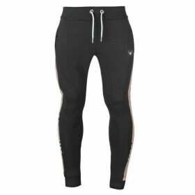 Intense Sefton Jogging Pants - Pink/Grey