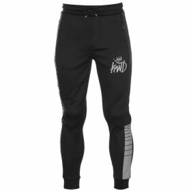 Kings Will Dream Kommack Joggers - Black