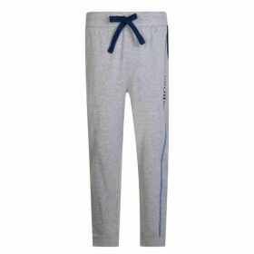 BOSS BODYWEAR Authentic Jersey Jogging Bottoms - Grey