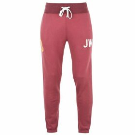 Jack Wills Gilbourne Stripe Jogging Pants - Damson