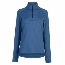 adidas Supernova half Zip Top Ladies - Noble Indigo