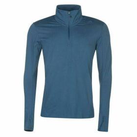 adidas SuperNova Half Zip Running Jacket Mens - Blue