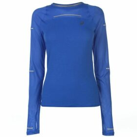 Asics Long Sleeve T Shirt Ladies