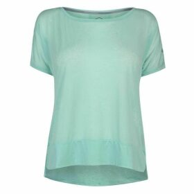 Asics Crop Top Ladies - Opal Green