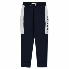 Boss Fleece Jogging Bottoms - Blue