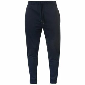 Diesel Peter Stencil Logo Jogging Pants - Navy/Blue 89D