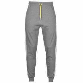 Diesel Taped Joggers - Grey 96X