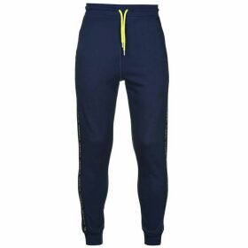 Diesel Taped Joggers - Blue