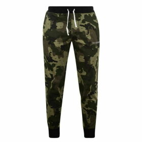 Diesel Over Print Joggers - Camo 512