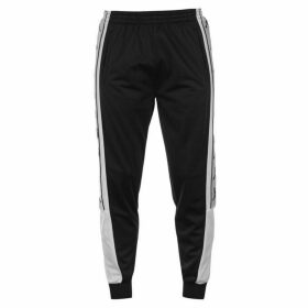 Kappa Alen 10 Track Pants - Black/White