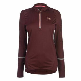 Karrimor Xlite Mistral Top Ladies - Wine