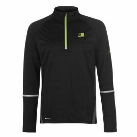 Karrimor XLite Zip Top Mens - Black
