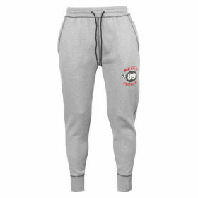 No Fear Motox Track Joggers Mens - Grey marl