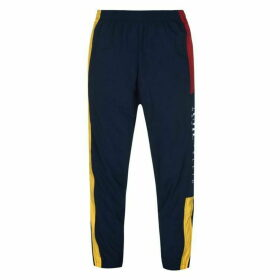 Perry Ellis Block Colour Tracksuit Bottoms - Navy
