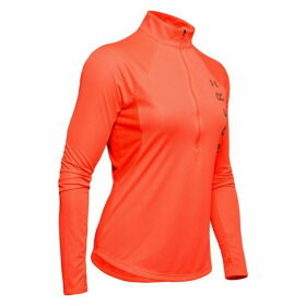 Under Armour SpeedStride Half Zip Top Ladies