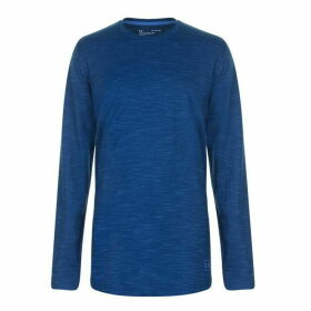 Under Armour Sportstyle LS T Shirt Mens - Blue