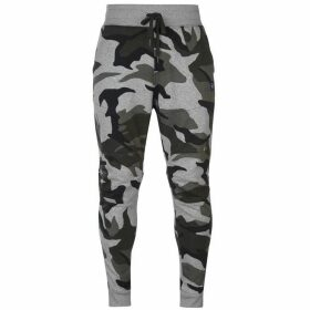 G Star Camo Joggers - Grey/Black